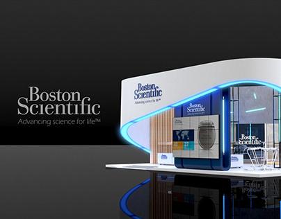 Stand Boston Scientific