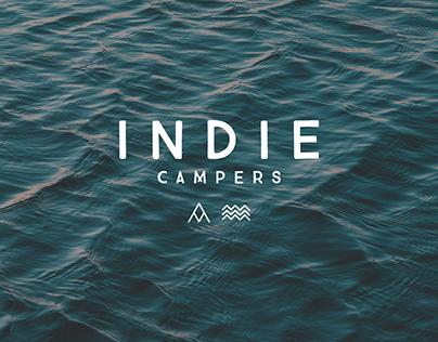 Indie Campers Branding