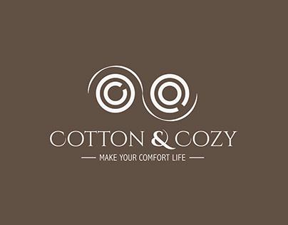 COTTON & COZY   BRANDING & VISUAL IDENTITY