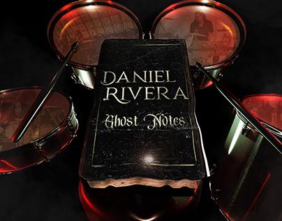 Daniel Rivera Ghost Notes Diseño book CD