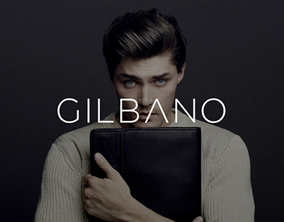Gilbano - Fashion Branding.