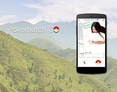 Pokematch GO! -- Dating app for Pokemon GO users