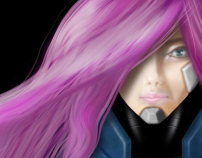 Cyborg-Elle