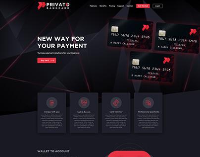 Online Payment Method UI