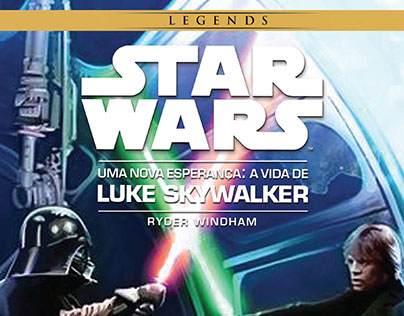 Star Wars Legends - Luke Skywalker