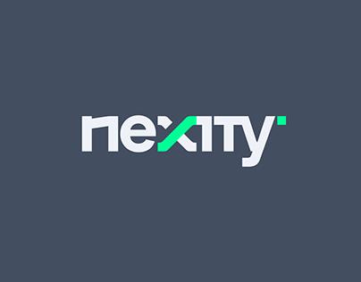 Nexity branding