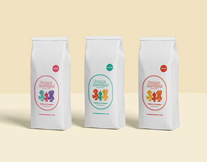 Young&Daughters Cafe Branding