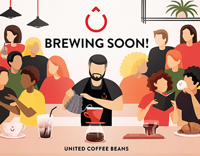 Poster for United Coffee Beans