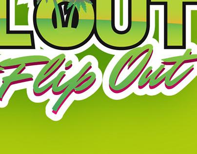 FlipOut UK Logofolio