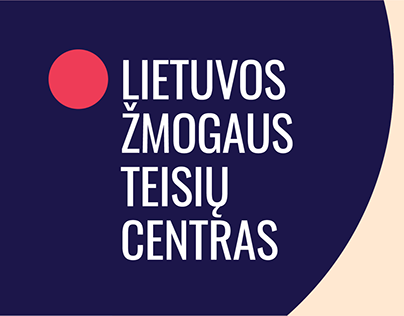 Rebranding of Lithuanian Centre for Human Rights