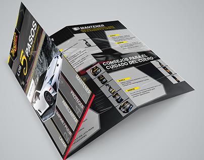 Brochure Meguiar´s