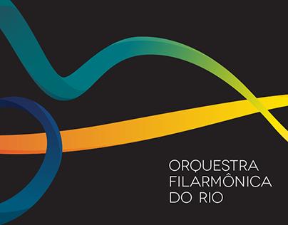 Orquestra Filarmônica do Rio - Branding
