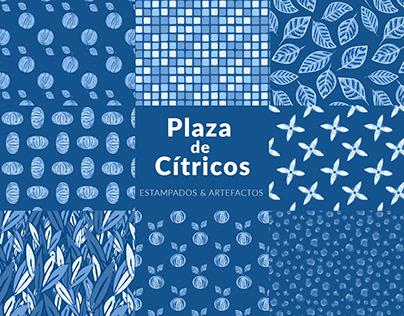 Plaza de Cítricos (Estampados & Artefactos)