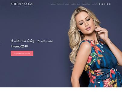 Website Emma Fiorezi