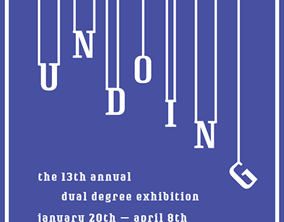 Branding for Undoing: 2021 BRDD Exhibit -- Lucy Shao