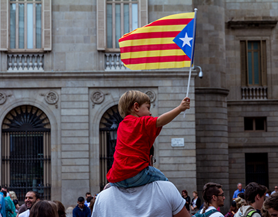 La Diada- el sentimiento catalan