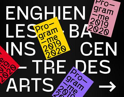 Centre des arts — saison 2019/2020