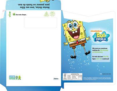 Envelope + Faca Personalizada