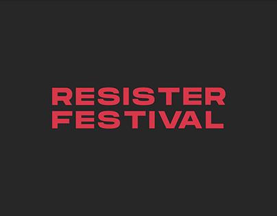Resister Festival