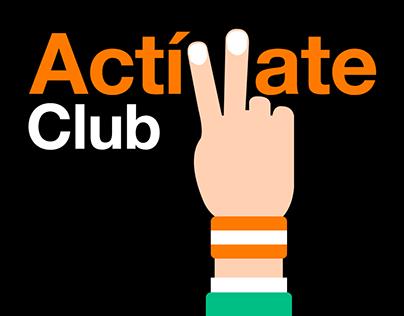 Club Actívate (deporte en Orange)