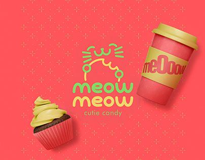 Meow Meow - Brand Identity