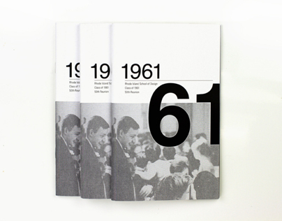 RISD Class of 1961 Yearbook