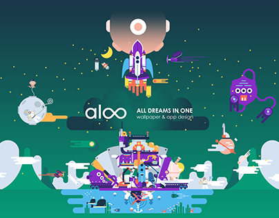 aloo : all dreams in one