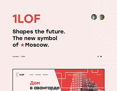 1LOF — Website Concept