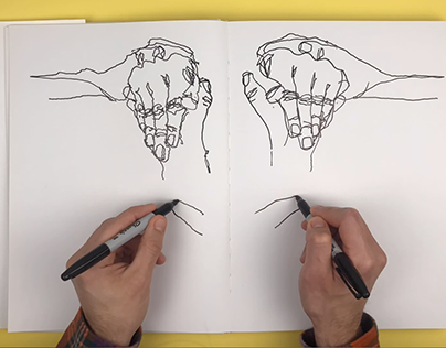 2 Hand Sketching