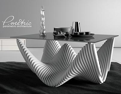 """table """"Sombrero"""" by  p.metric"""