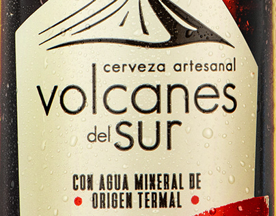 Cerveza Volcanes - Chile