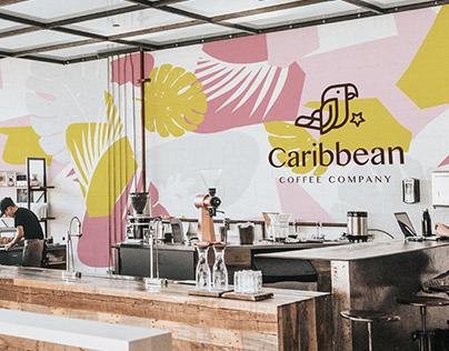 Caribbean Coffee — Redesign