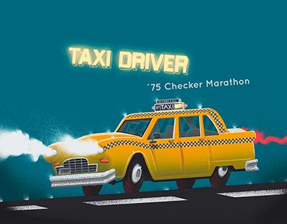 ´75 Checker Marathon (Movie Car #3)