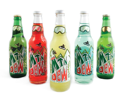 Mountain Dew Series