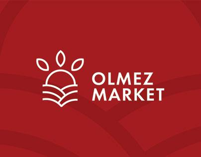 Olmez Market Rebranding