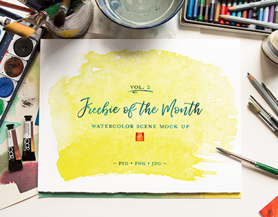 Freebie of the Month / Vol.2