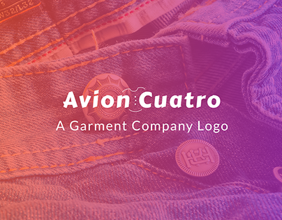 A Garment Company Logo with Inspiration