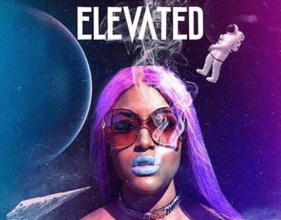 ALBUM COVER ART   ELEVATED