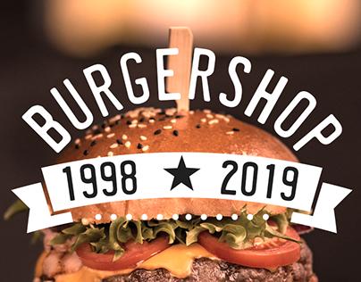 Social Media - BurgerShop