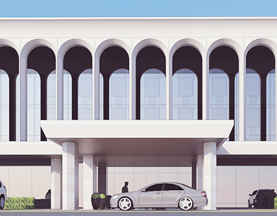 THE CONCEPT DESIGN oOF THE HOTEL. SHYMKENT 2016