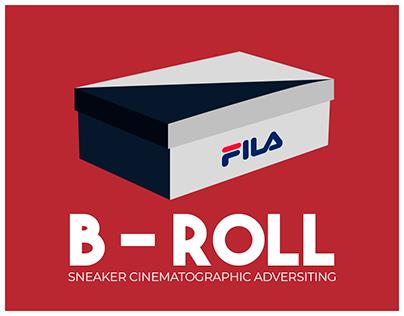 Sneaker Commercial B-Roll | Fila Countdown 9