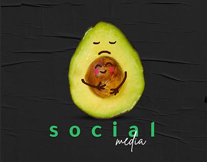 social media - nutrition