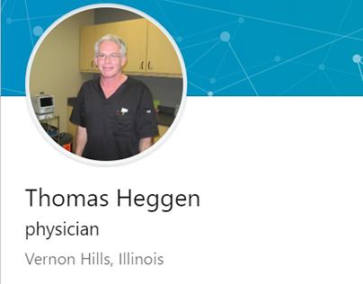 LinkedIn - Dr. Thomas Heggen