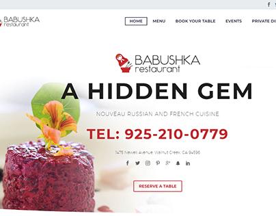 Babushka Restaurant