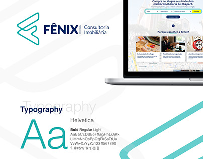 Website - Fênix Imóveis