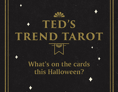 Ted Baker Tarot Cards