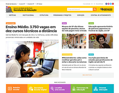 Educação SP (website)