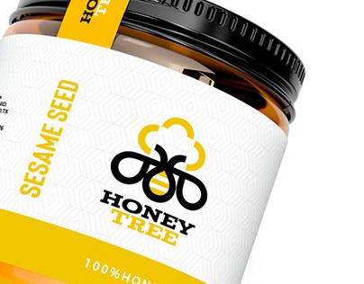 Honey Tree Branding
