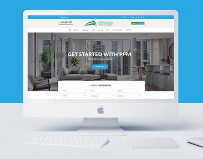 Premium Properties in Makati Web Design