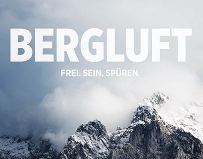 Exhibition: Bergluft. Frei. Sein. Spüren.